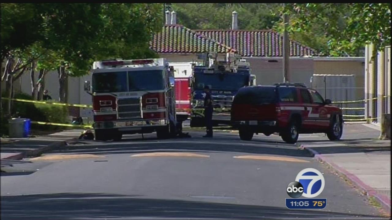 Napa High evacuated due to possible chlorine leak