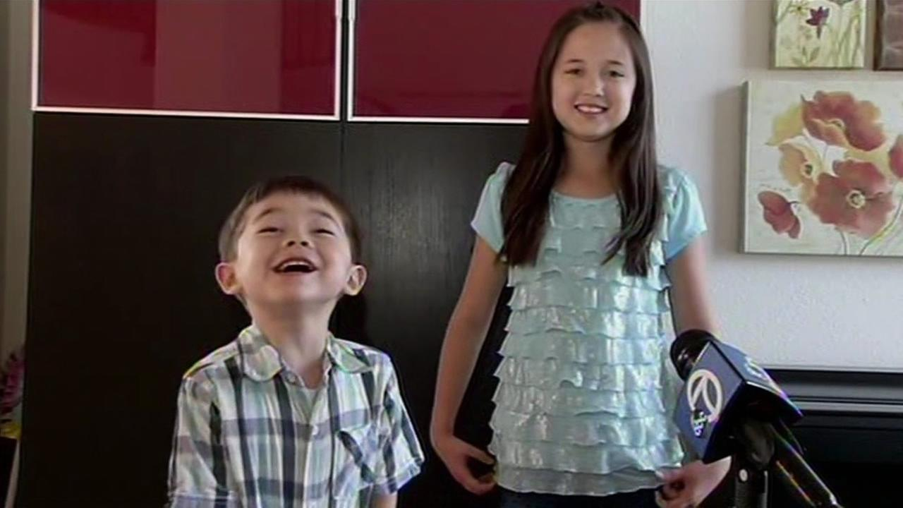 Two Bay Area kids become finalists in National Let It Be competition