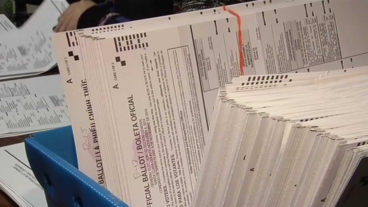 The counting of ballots continues in Santa Clara County, but there is a concern over whether results from the general election may have been compromised.