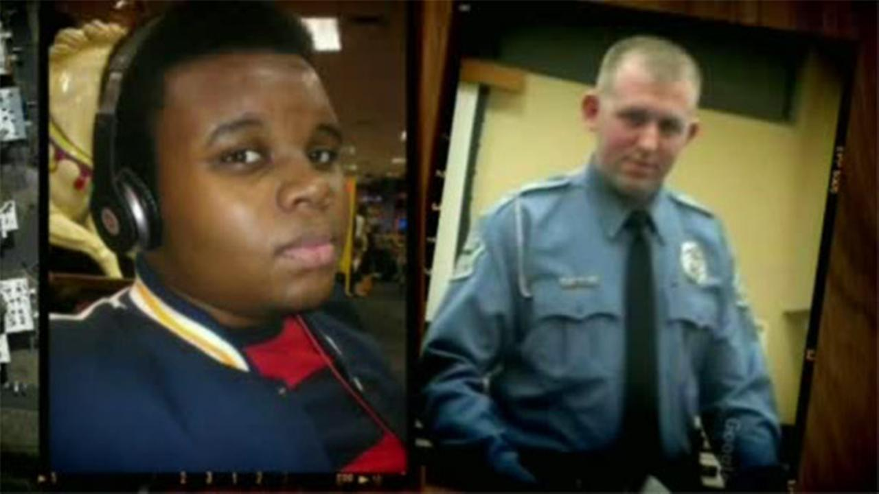 Police departments across the U.S. are bracing for a grand jury decision in the Ferguson police shooting.