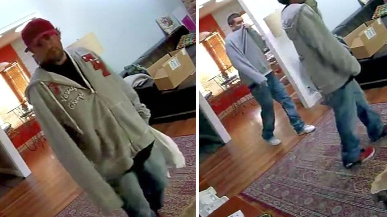 Dropcam captures burglars inside Saratoga home
