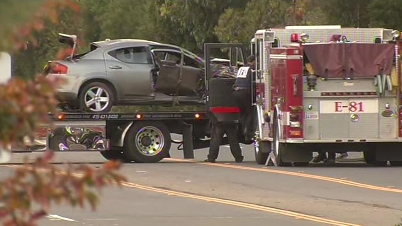 Man dies after leading police on a chase in the Peninsula