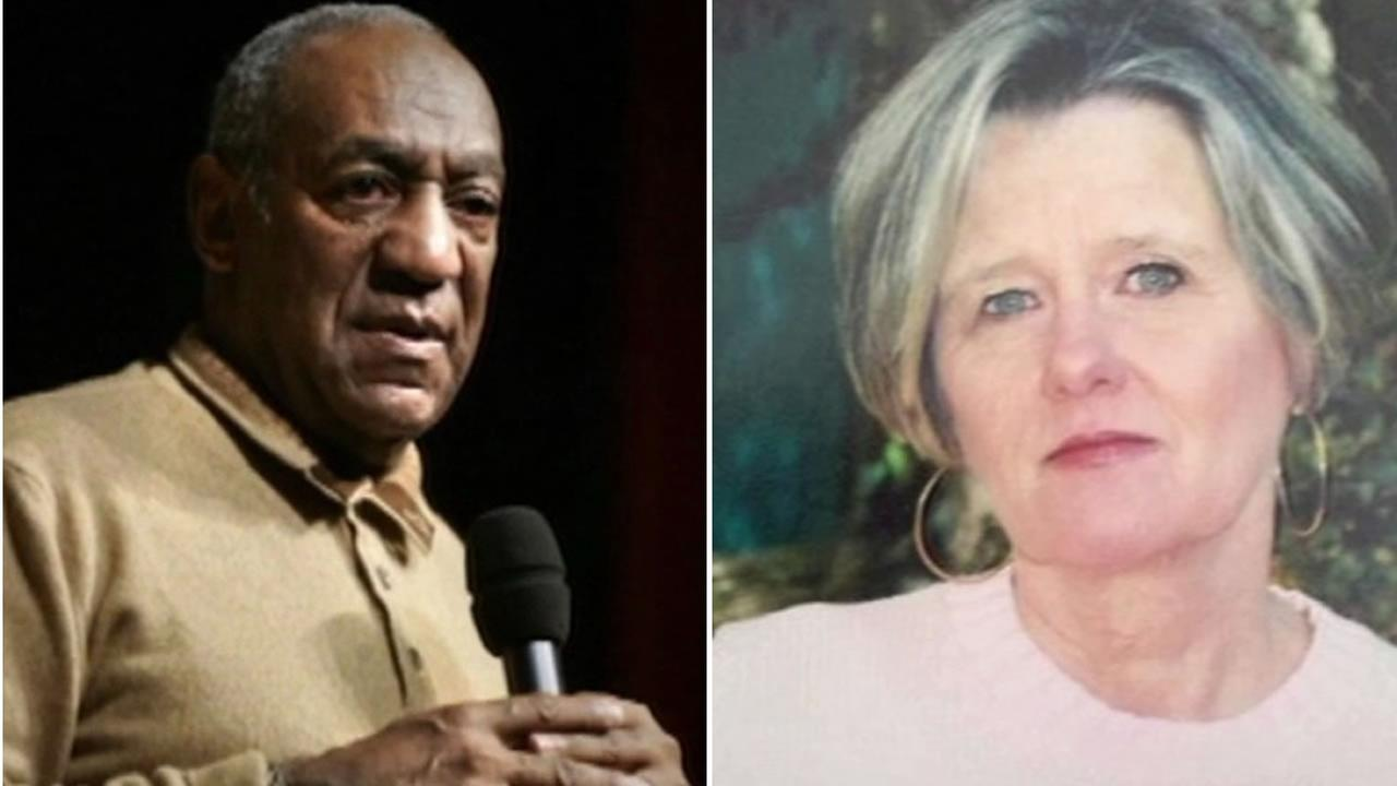 A former Bay Area woman, Donna Motsinger, has come forward, saying actor Bill Cosby drugged and raped her in the 70s.