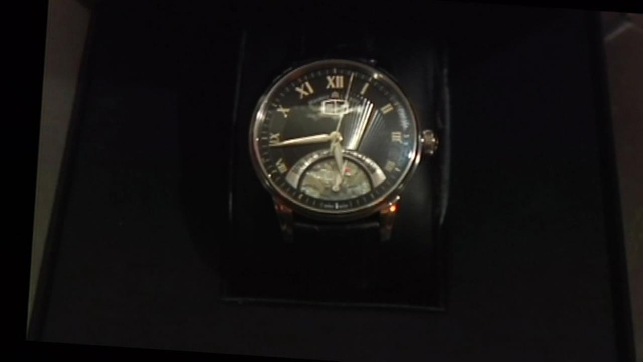 If you have an expensive timepiece made overseas and it goes on the fritz, how do you get it repaired? Thats the situation a Bay Area couple encountered.