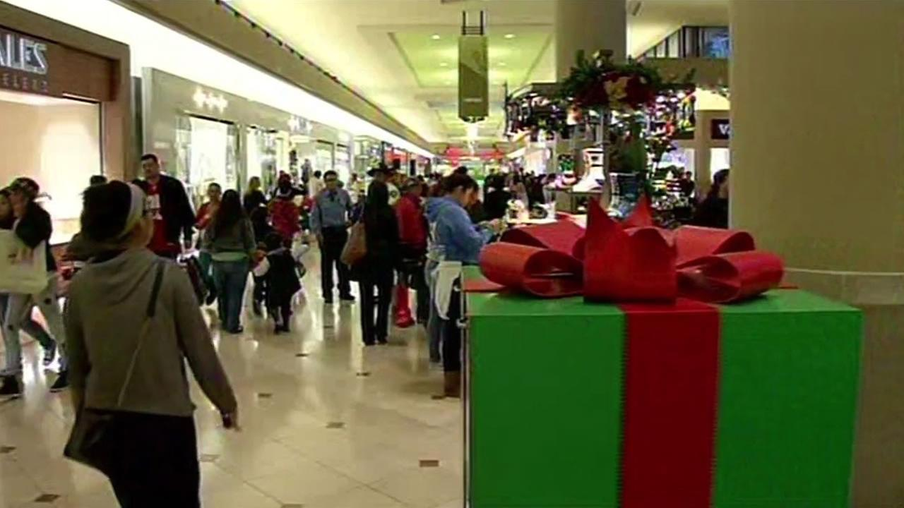 Analytics firm ShopperTrak reports more than 14 percent of Americans will buy their final gift for Christmas on Saturday.