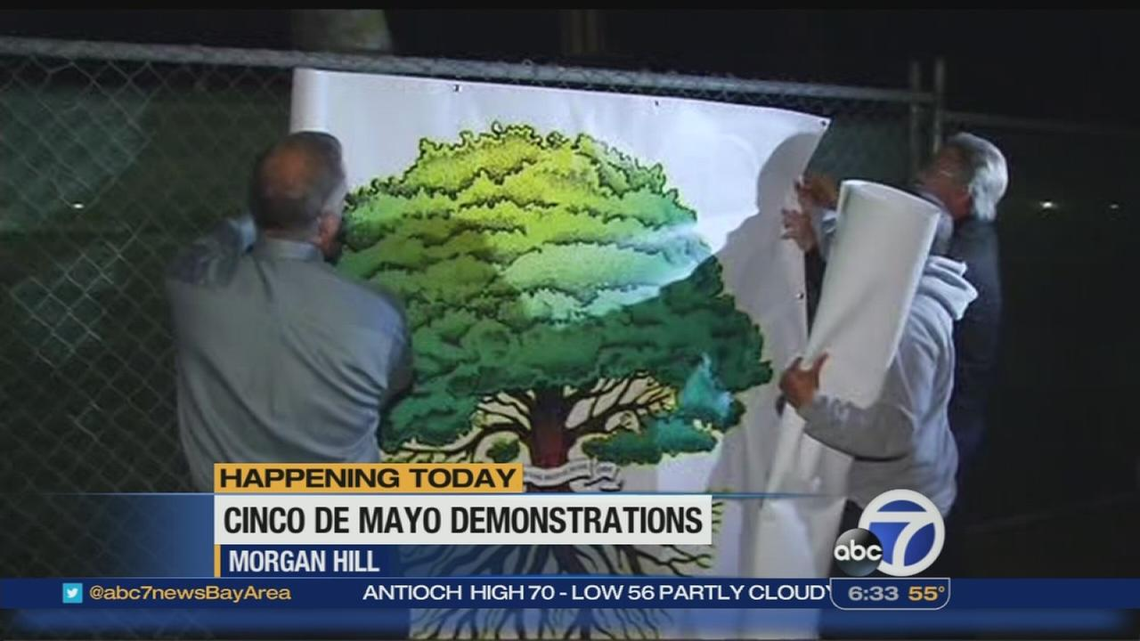 Rallies planned in Morgan Hill on Cinco de Mayo