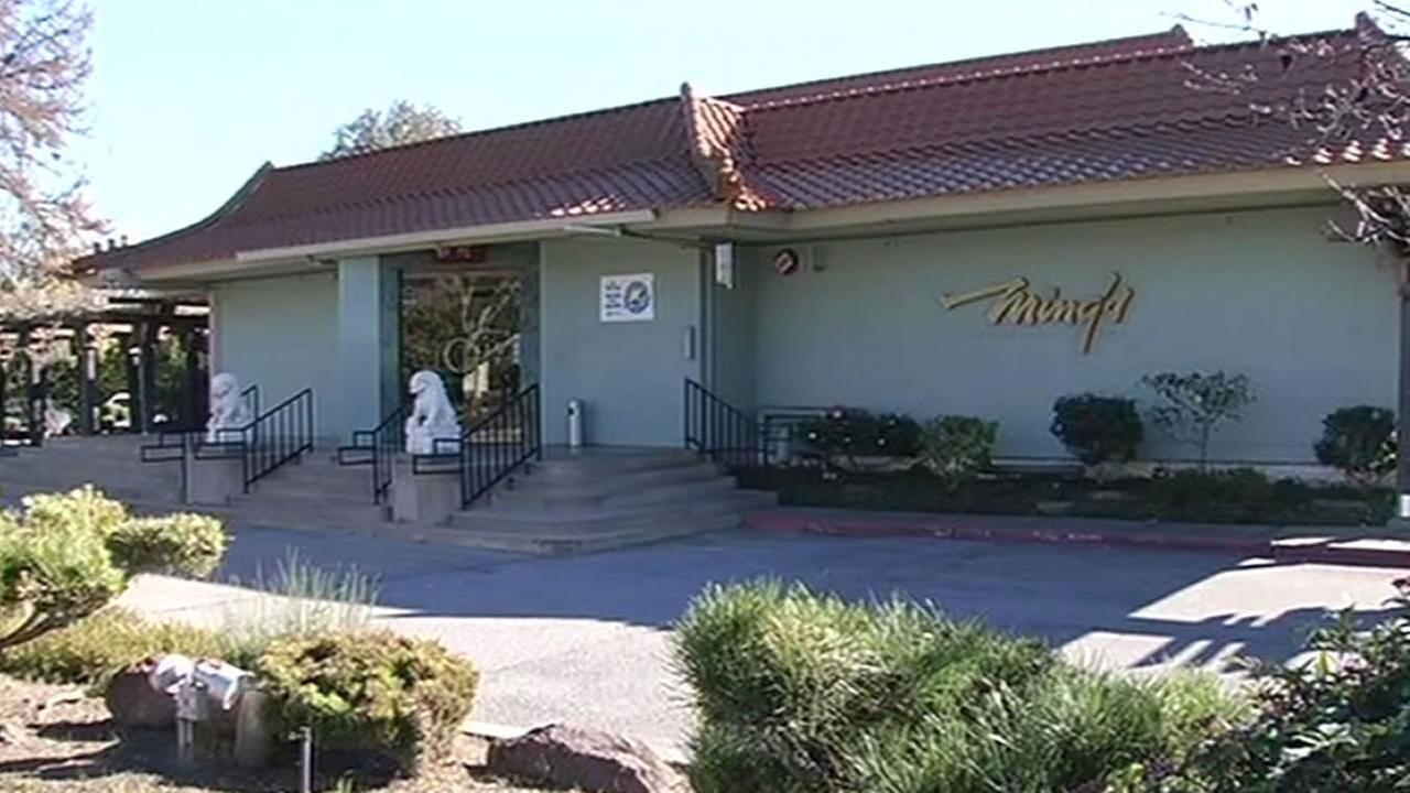 Mings restaurant in Palo Alto