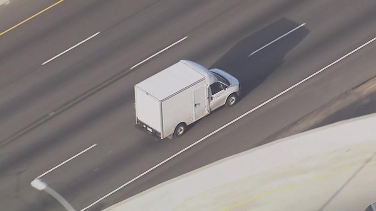 RAW VIDEO: High-speed chase through Bay Area