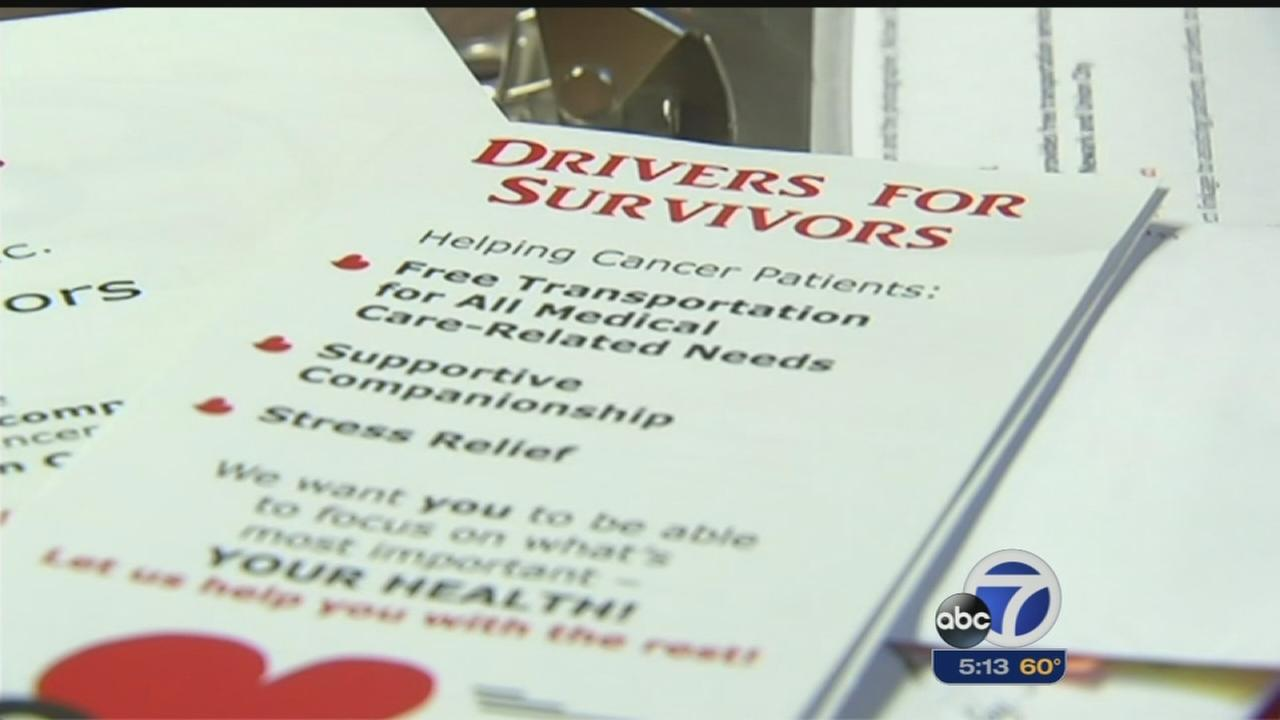 Non-profit provides cancer patients with free rides