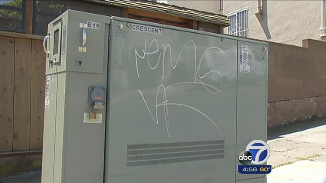 Some upset by big utility boxes on SF streets
