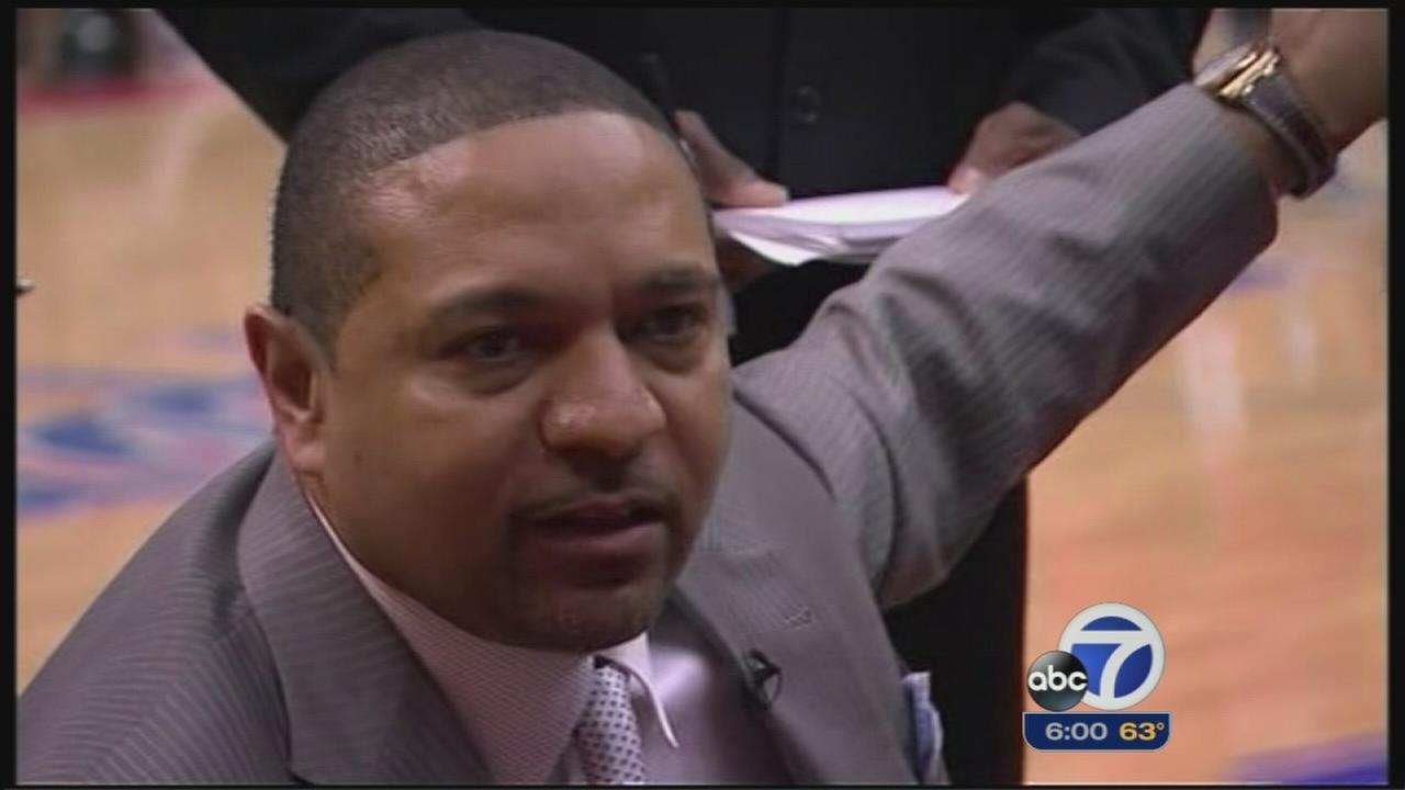 Mark Jackson fired by Golden State Warriors