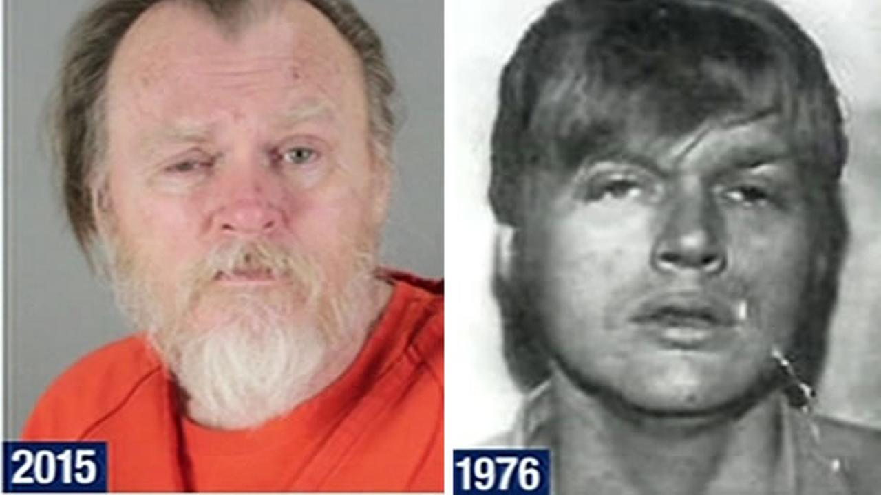 San Mateo County prosecutors announce the arrest of 66-year-old Rodney Halbower for the Gypsy Hill Murders that terrorized women on the Peninsula in 1976