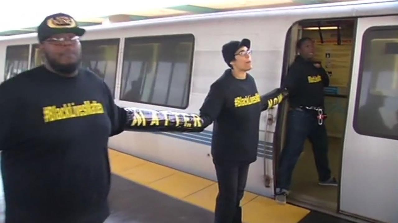Oakland City Council Member Desley Brooks is asking BART to drop charges against anti-police brutality protesters who disrupted service.