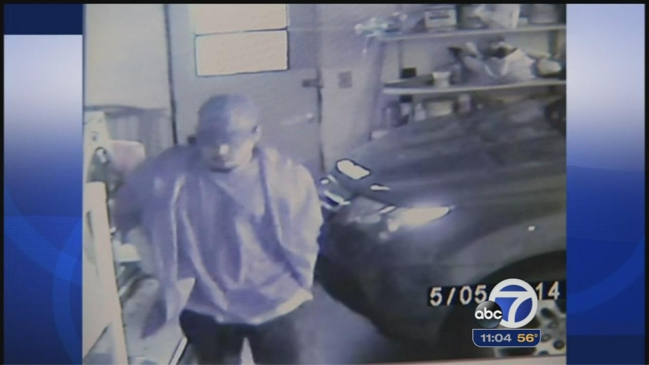 Burglars undeterred by Milpitas home cameras