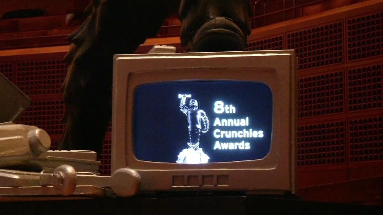 The Titans of Tech are coming to San Francisco on Thursday night for the 8th Annual Crunchies.