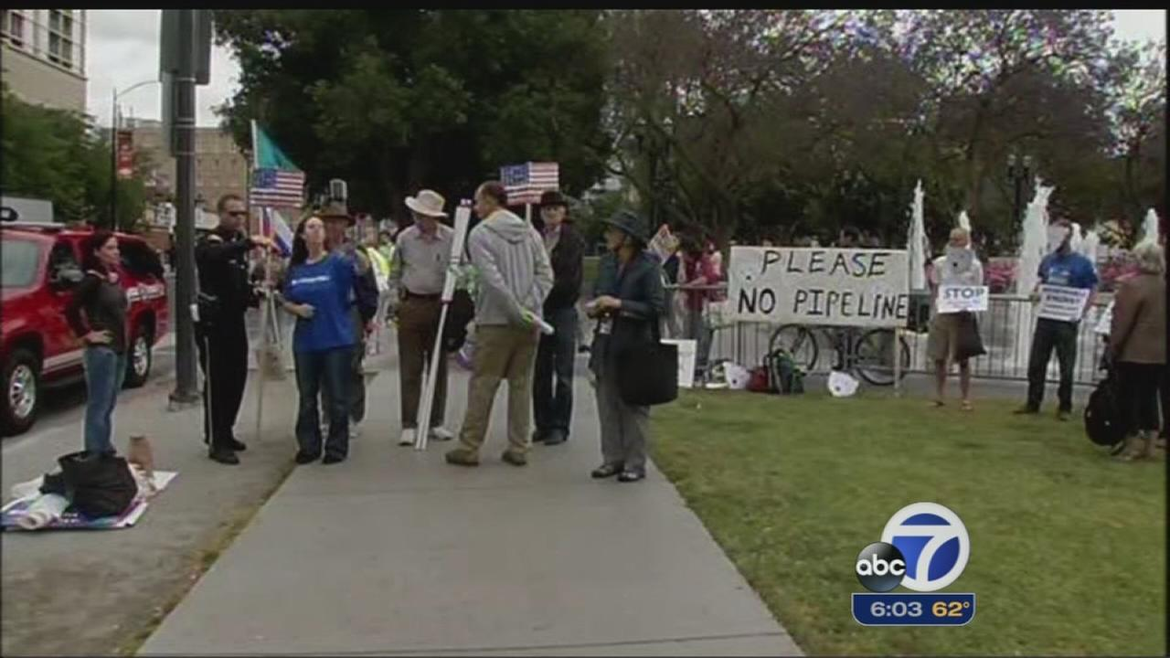 Group to protest Pres. Obamas event in San Jose