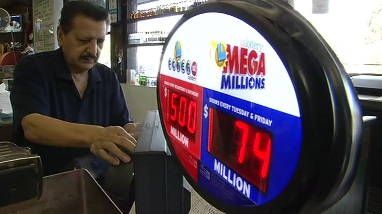 Powerball fever is building as the jackpot reaches $500 million.