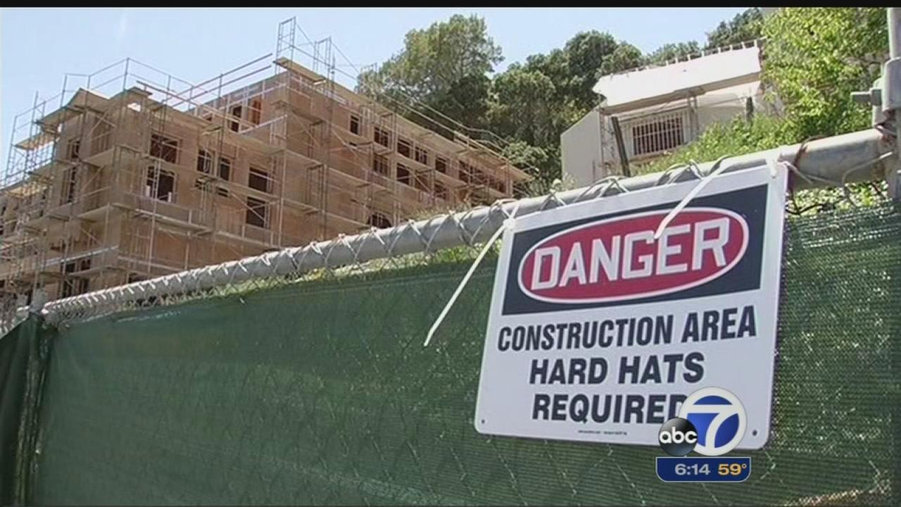 Lawsuit brings halt to school construction in Burlingame