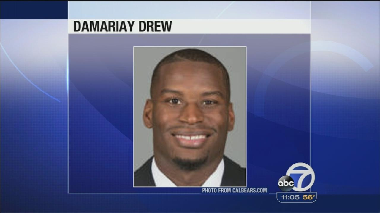 Police arrest Cal football player Damariay Drew