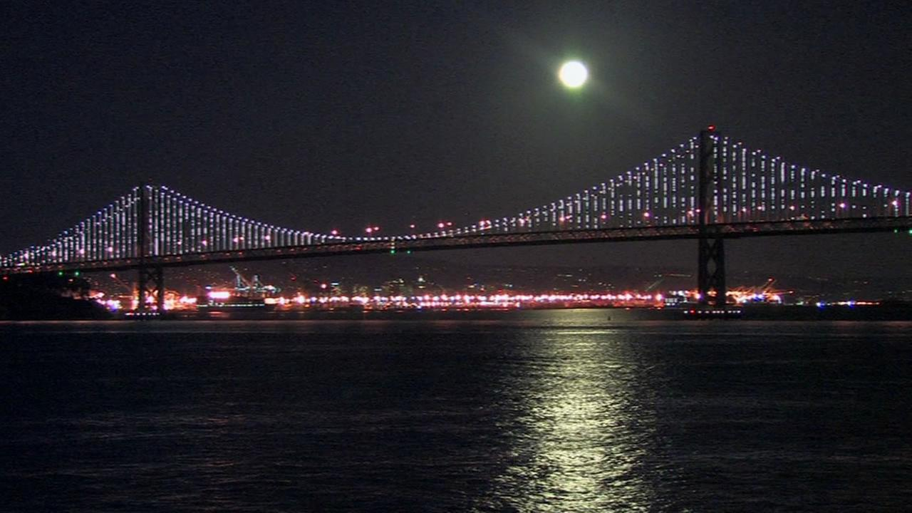 Thursday night is the last time to enjoy the show from the iconic Bay Lights along the western span of the Bay Bridge.