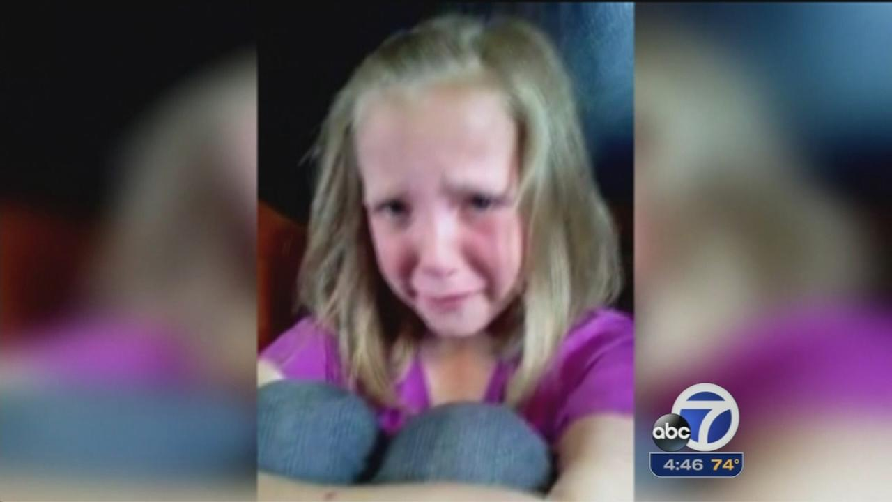 Mom posts video to help bullied 8-year-old daughter