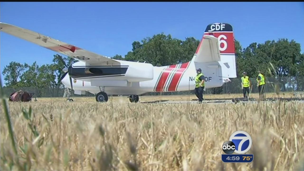 CAL FIRE prepares for long fire season