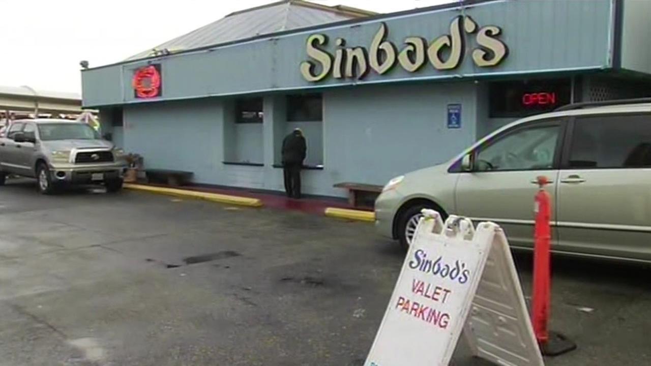 Sinbads restaurant