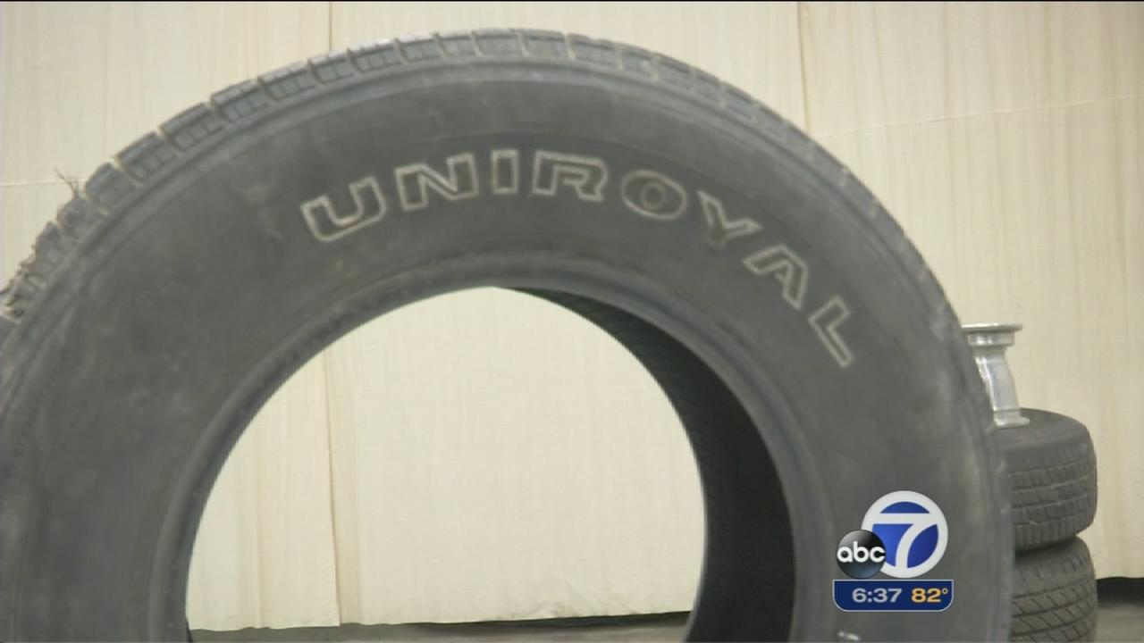 ABC News, 7 On Your Side joint investigation into old and recalled tires