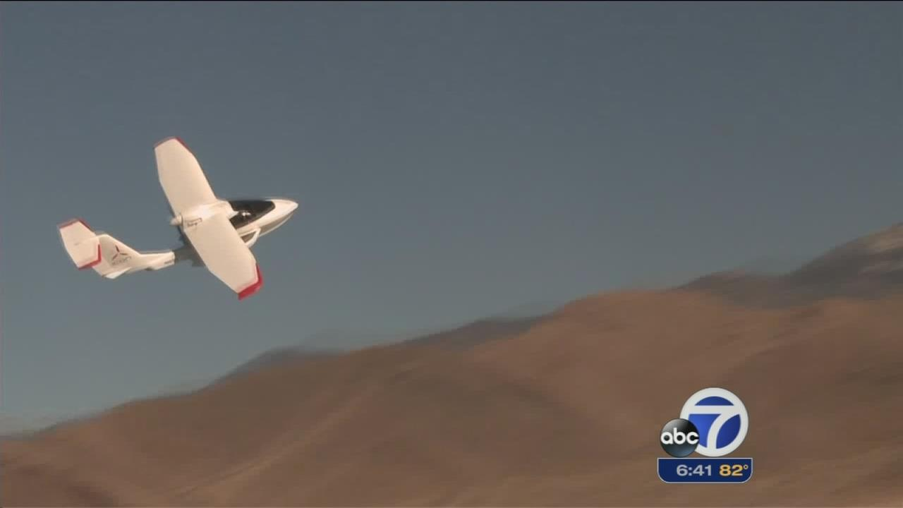 Company looks to build planes, create jobs in Vacaville