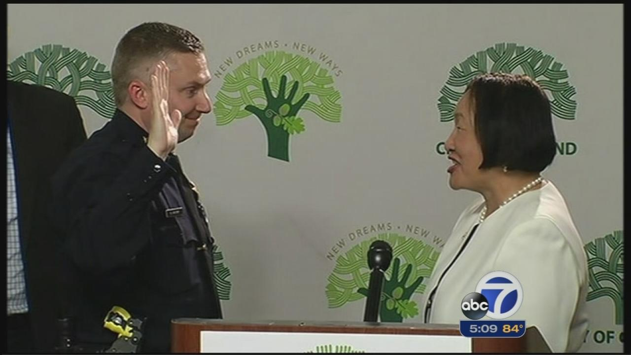Sean Whent appointed Oakland chief of police