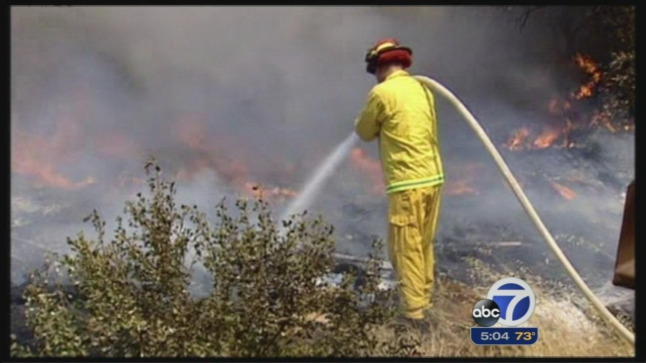 Walnut Creek fires may have been set intentionally