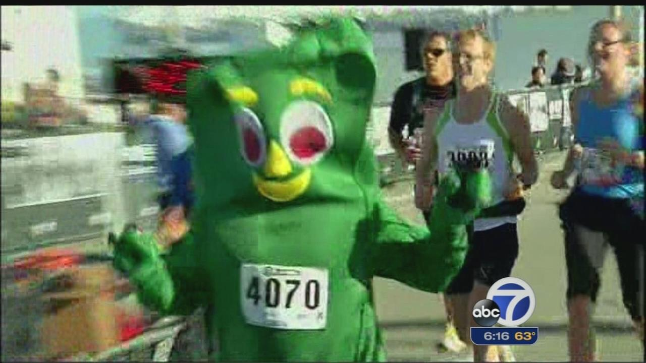 Bay to Breakers race kicks off Sunday