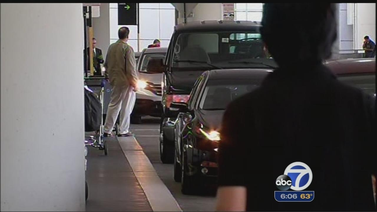 SFO fed up with ride-sharing companies