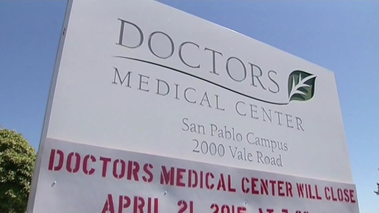 Doctors Medical Center in San Pablo