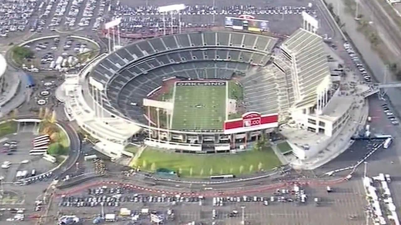 Oakland City Council Meets Over New Stadium Proposal For