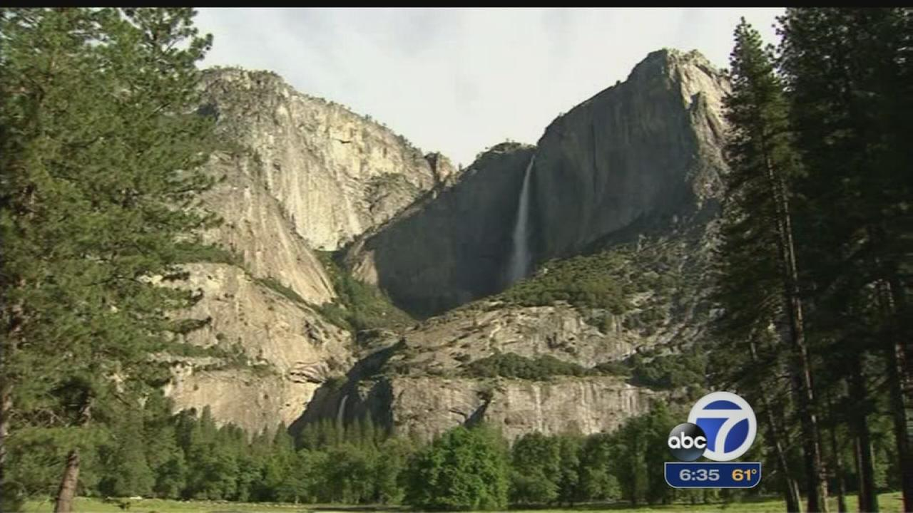 Drought impacts Yosemite National Park