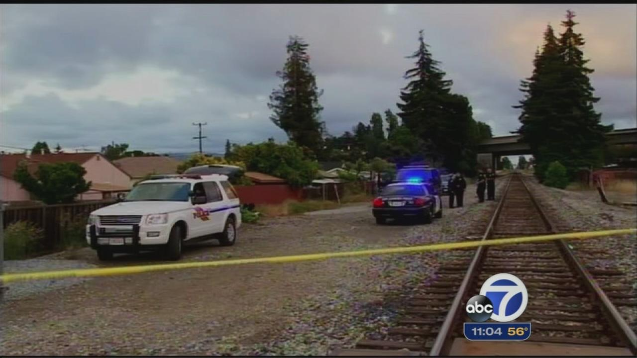San Leandro High senior killed by train