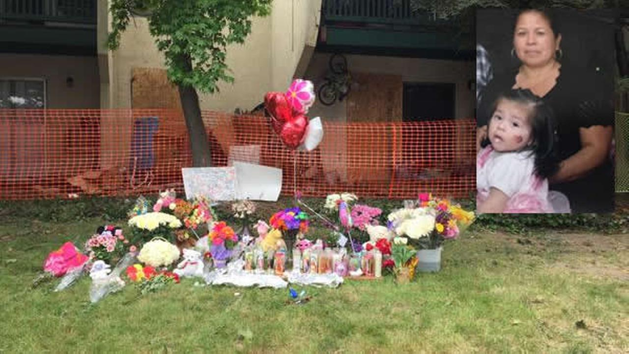 Memorial for mom and her baby killed in Livermore crash