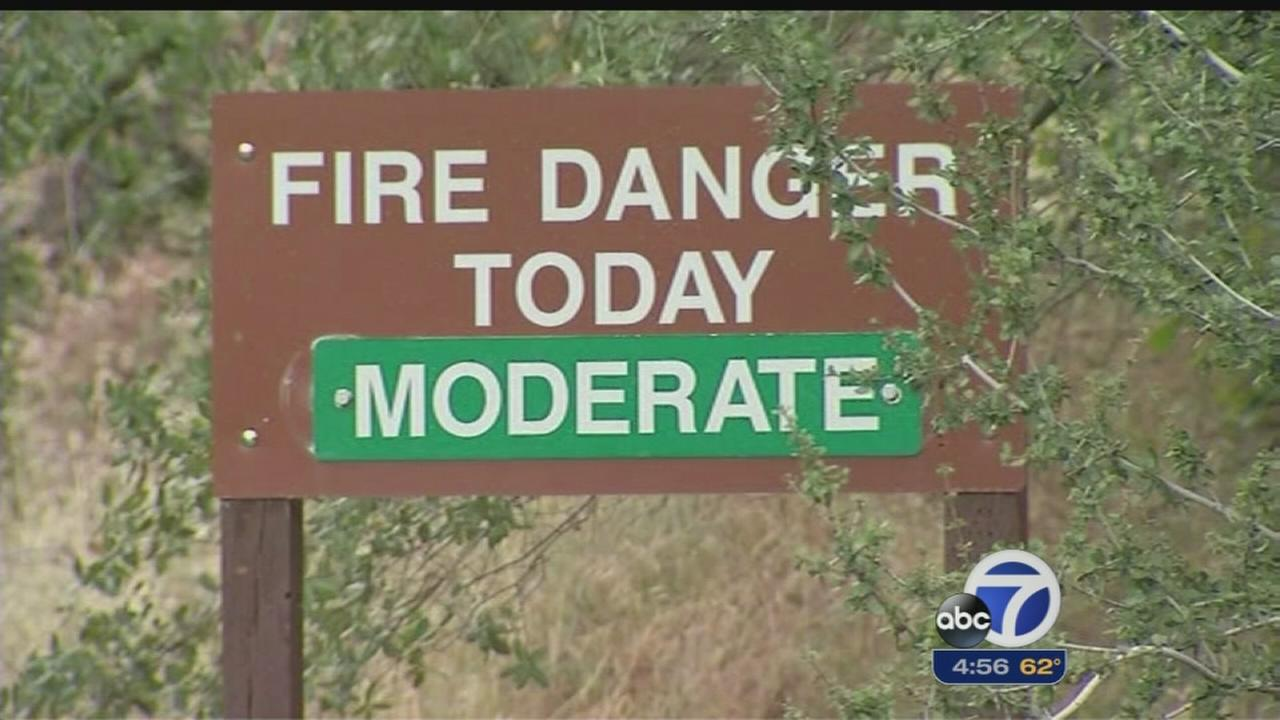 Sequoia National Park may implement fire restrictions