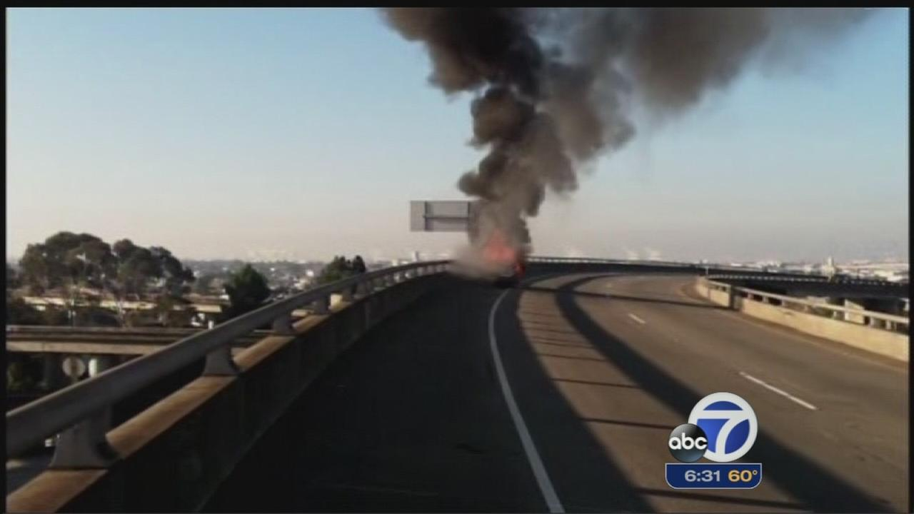 7OYS investigates non-accident car fires
