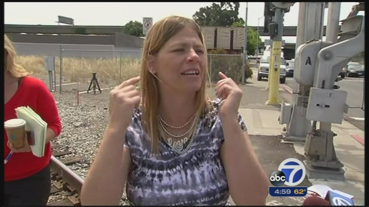 Teen killed by train, mother makes public plea