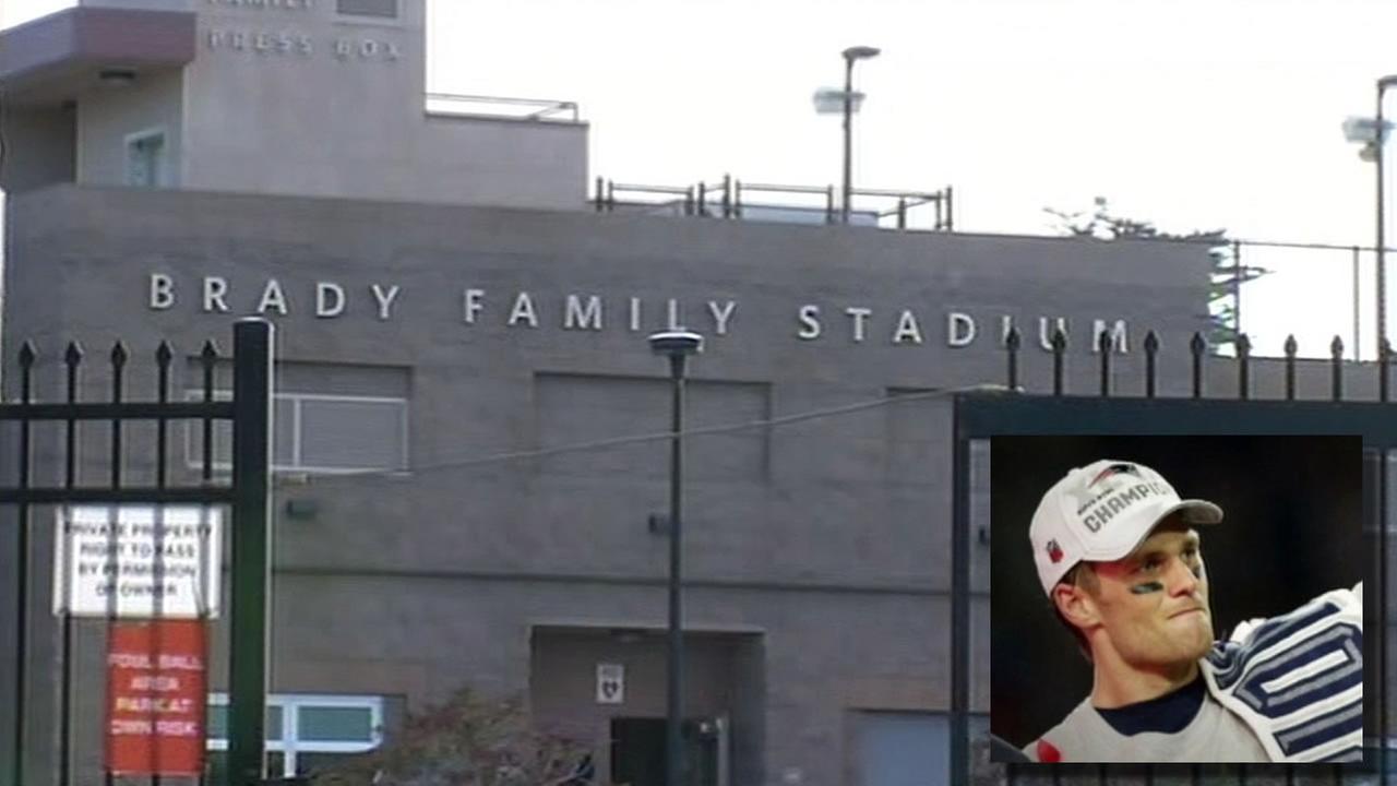Brady Family Stadium