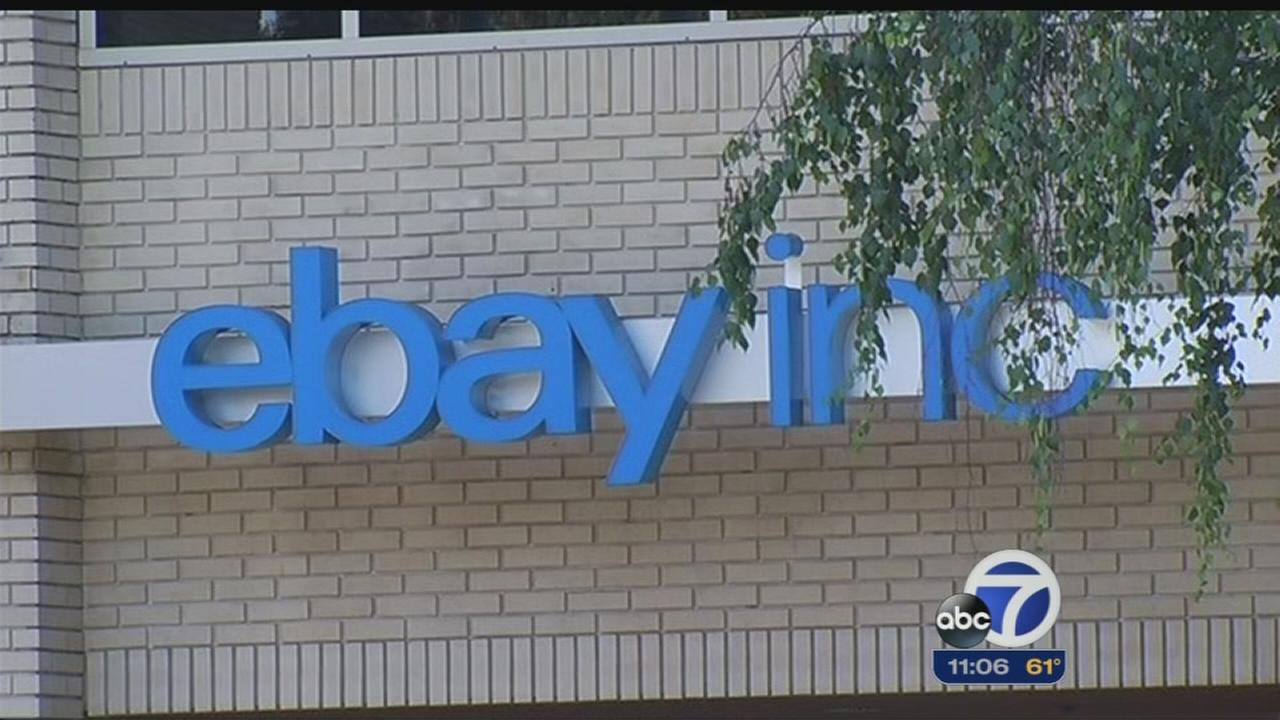 eBay issues security warning to users