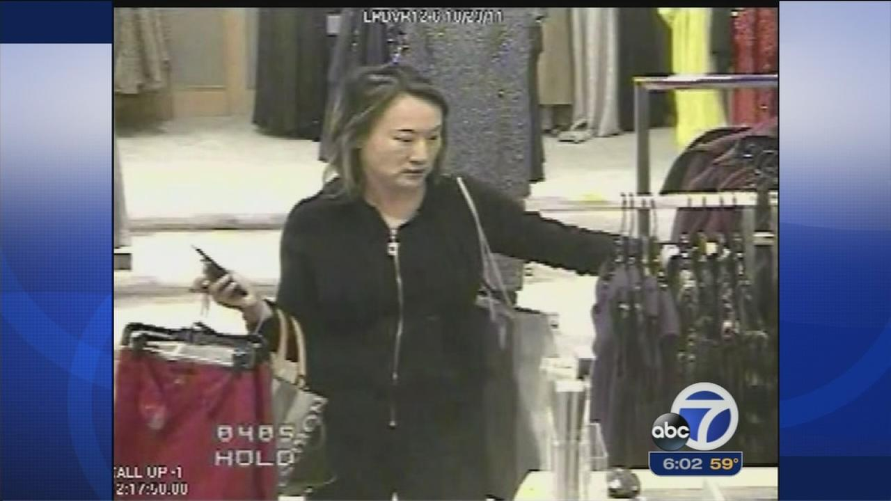 Video from Hayashi?s shoplifting case made public
