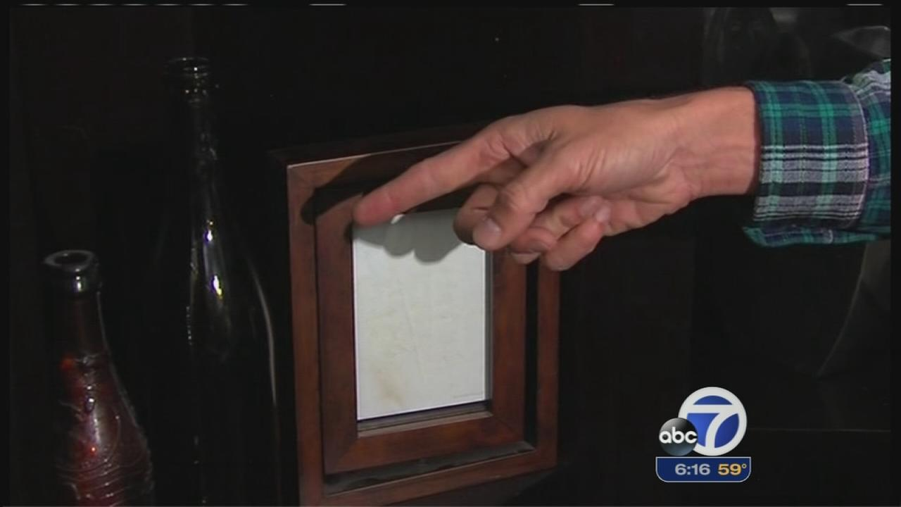 Cupertino mans message in a bottle finds its way home