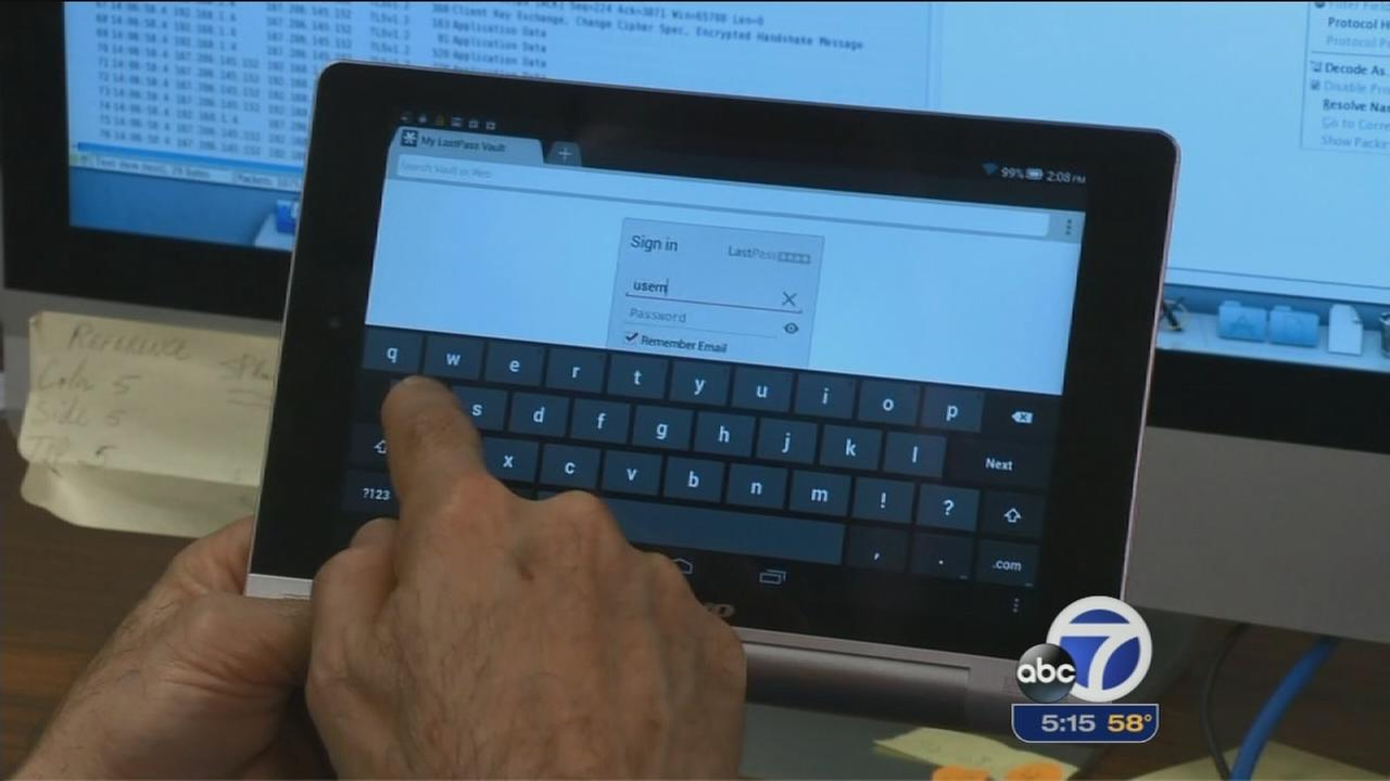 7 On Your Side: Keys to selecting tough passwords