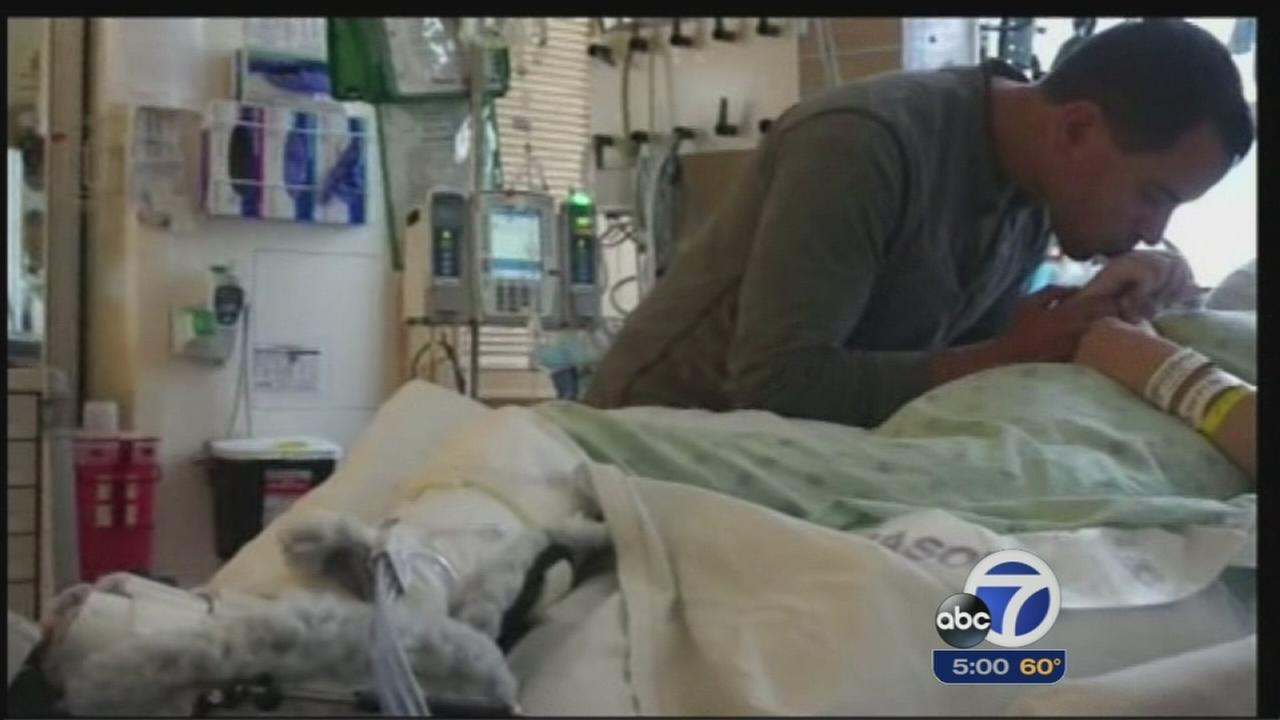 Woman delivers first baby while in a coma at UCSF
