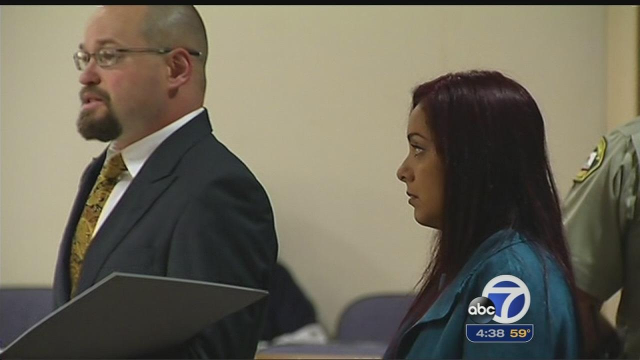 Mom accused of choking bully appears in court