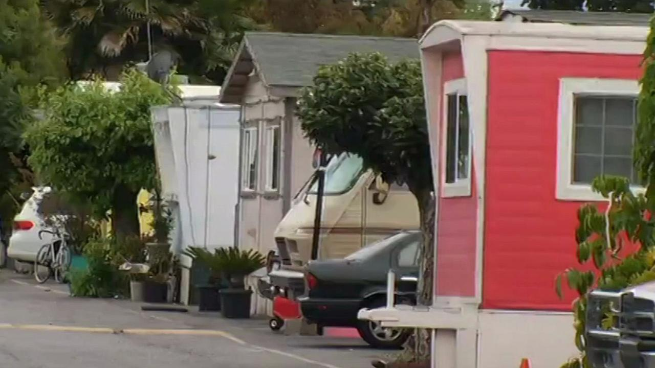 KGO TV Palo Alto City Council To Vote On Closure Of Mobile Home Park