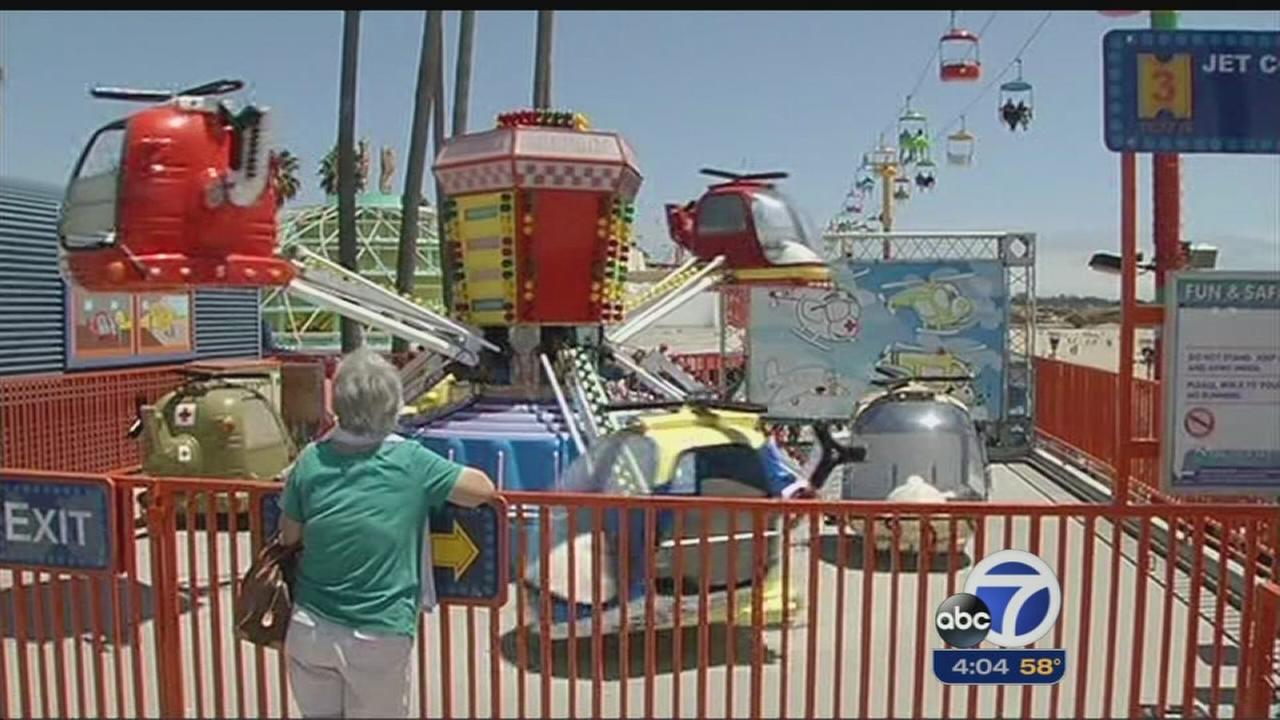 Crowds expected at Santa Cruz Beach Boardwalk for holiday